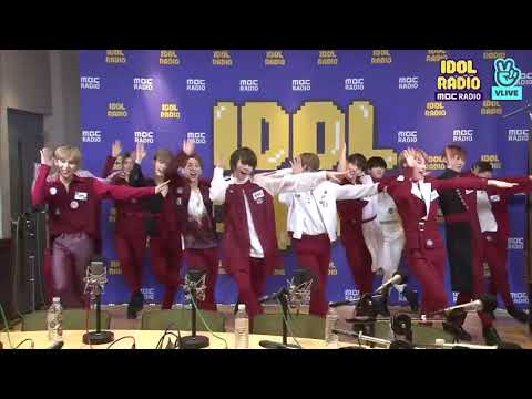 14U (원포유) Medley Dance Cover On Idol Radio Part 2