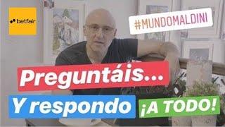 Preguntáis, respondo. ¡¡¡Ojo a la última!!! #MundoMaldini