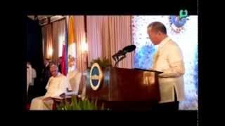 [PTV] President Benigno S. Aquino III Speech at Malacañan Palace [01|16|15]