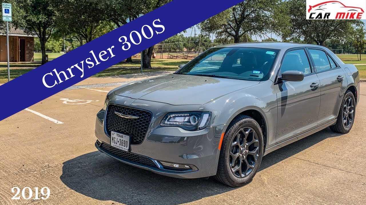 2019 Chrysler 300S Review