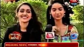 Saathiya 'Interview with Meera and Vidya aka Tanya Sharma and Sonam Lamba'