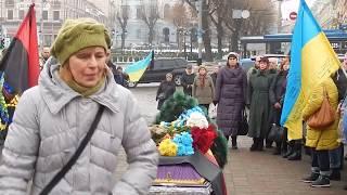 Чернівці прощаються із загиблим Героєм Сергієм Проданюком
