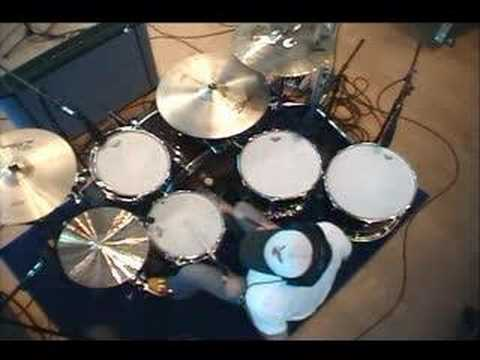 Matt Sorum Fills On Drumcore Youtube