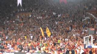 Fenerbahçe Köpeğine! Üçlük Sonrası Mola. BBL Final GS-FB 2014