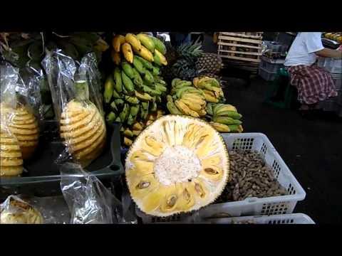 Farmers Market in Cubao, Manila Part 2