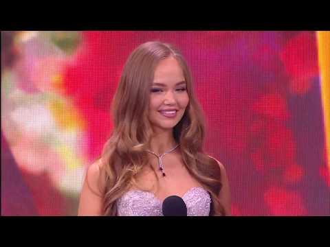 Мисс Россия 2019: Интеллектуальный конкурс - Miss Russia 2019: Intellectual Contest
