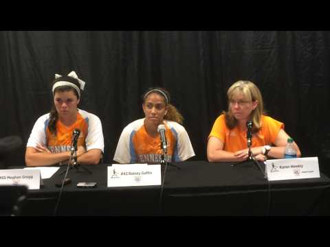 Tennessee Postgame Media Session