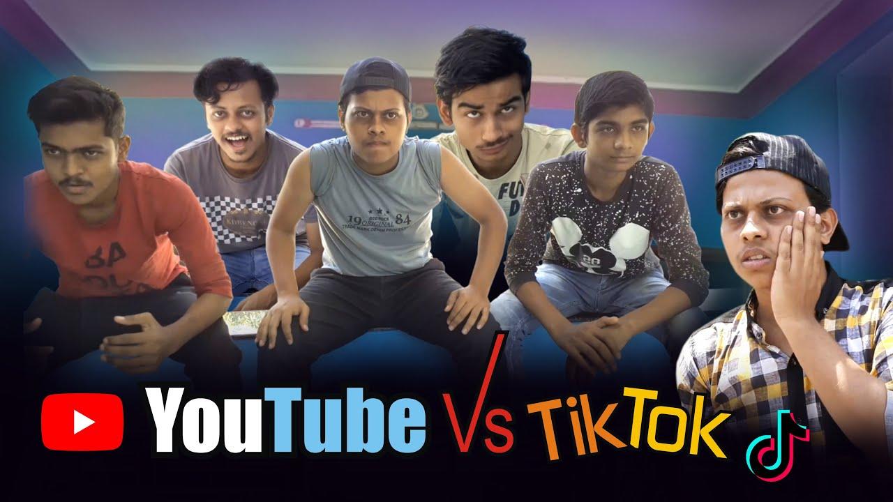 YouTube vs Tik Tok | Battle | YALGAAR- CARRYMINATI X Wily Frenzy | ANANTainment | Tik tok Banned