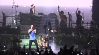 Macklemore & Ryan Lewis - Otherside a cappella + Starting Over (Live)