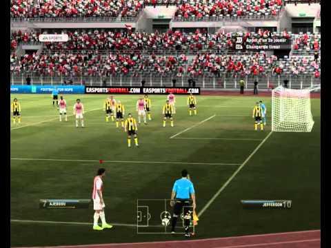 Download Wac vs Mas Fifa 12