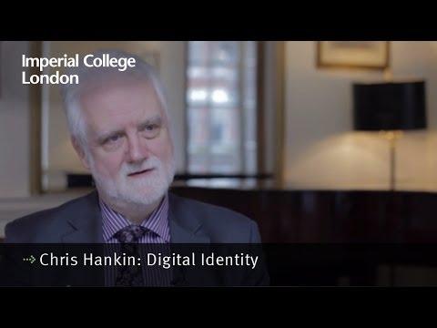 Chris Hankin: Digital identity