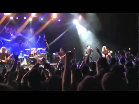 Blind Guardian - Lost in the Twilight Hall Live @ São Paulo 23/04/2012