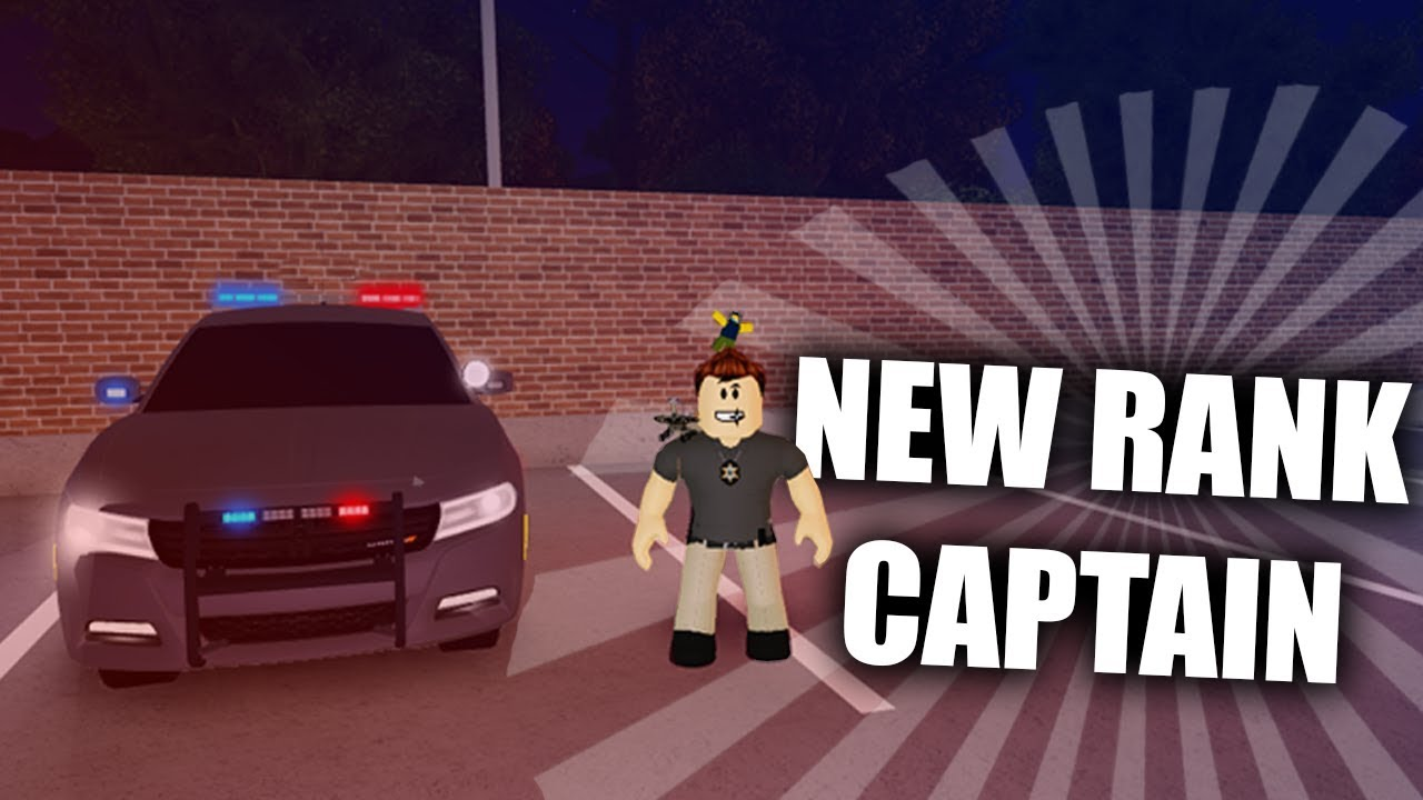 Roblox// Emergency Response Liberty County *UNLOCKING THE CAPTAIN RANK*