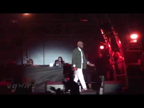 Yasiin Bey a.k.a. Mos Def live @ Hip Hop Kemp 2012/08/18