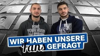 Wir haben unsere Fans gefragt | Ozan Kabak | Ahmed Kutucu | FC Schalke 04