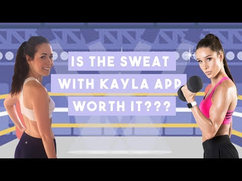 IS THE SWEAT WITH KAYLA APP WORTH IT? - HONEST UNPAID REVIEW
