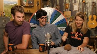 Announcing 360 Mythical Mail Website rhett and link