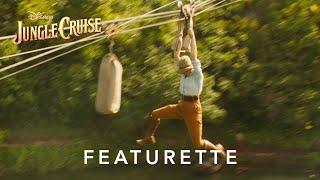 Jungle Cruise, da Walt Disney Studios   Aventura   Featurette Oficial Dublado