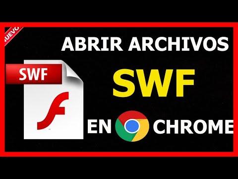 COMO ABRIR ARCHIVOS SWF EN CHROME [BIEN EXPLICADO✅] 2020
