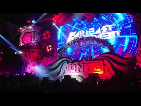 Far 🌟 East Movement performance in Unite with Tomorrowland South Korea.