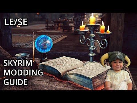 Skyrim LE Ultimate Modding Guide - Graphics