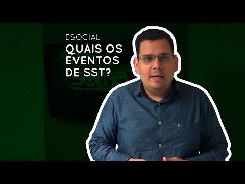 eSocial: Quais os eventos de SST?