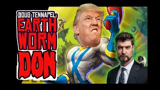 Doug TenNapel's love for Donald Trump IS OVER 9000!!!!