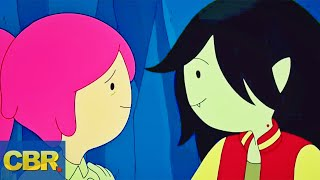 Adventure Time: The Evolution Of Princess Bubblegum And Marceline's Relationship