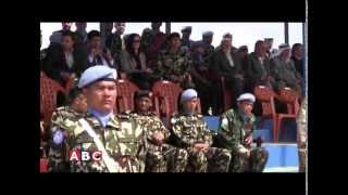 UN Mission in nepal army