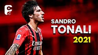 Sandro Tonali 2021/22 - New Pirlo - Best Skills, Goals & Assists