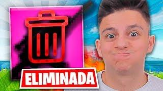 EPIC GAMES DEBERÍA ELIMINAR ESTA ARMA DE FORTNITE?! - Ampeterby7