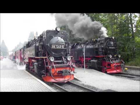 Harzer Schmalspurbahnen, 2012-2014, mappen 173-12 t/m 173-15