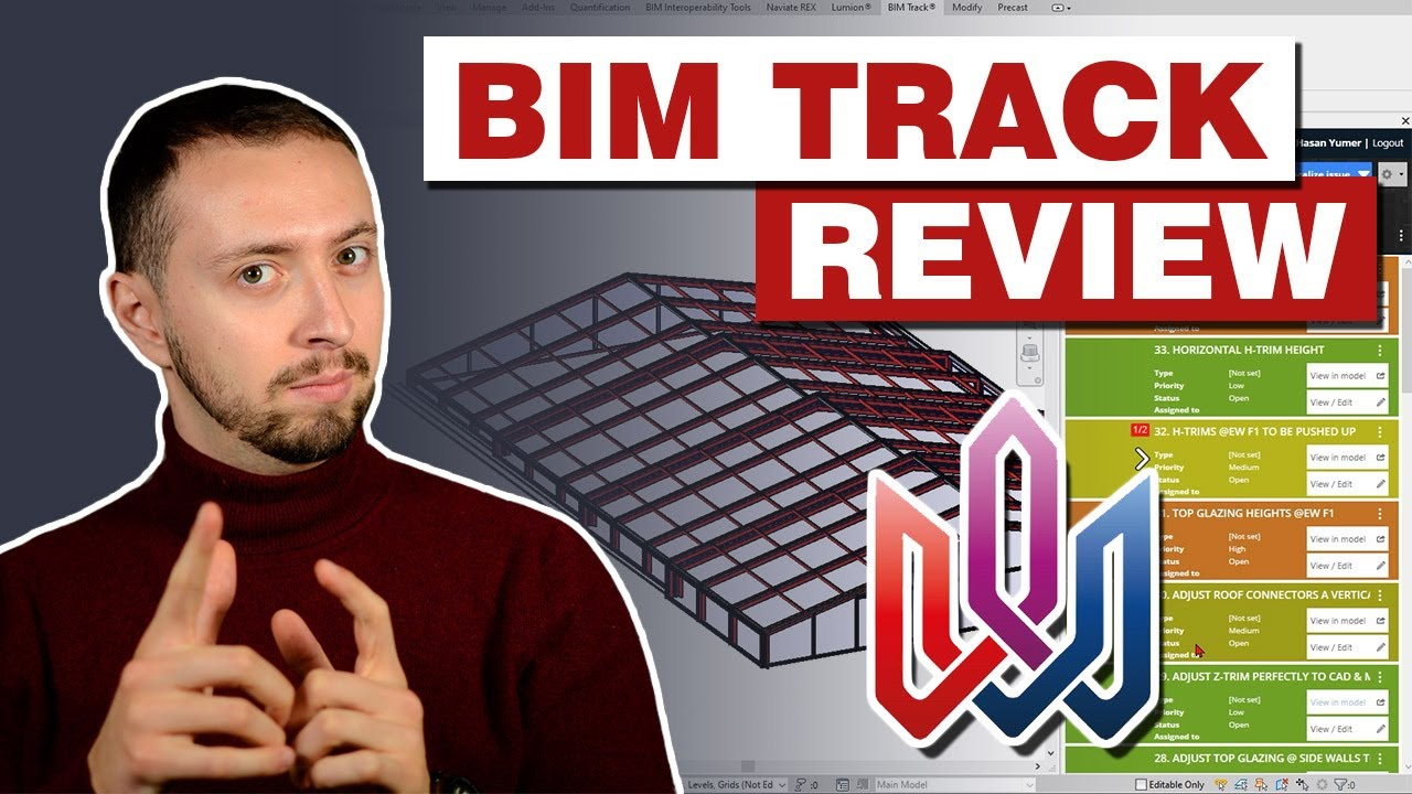 BIM Track | A Review for an Issue Management Software in BIM