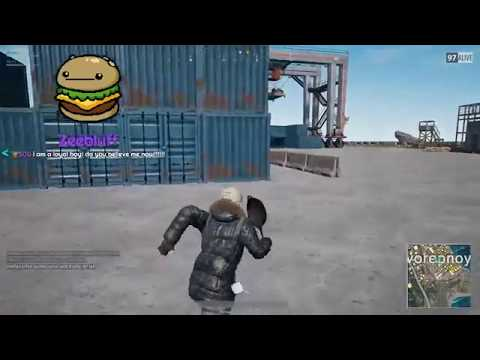 Ster Streams - PUBG! Last minute playing before Nevada (7/13/2017)