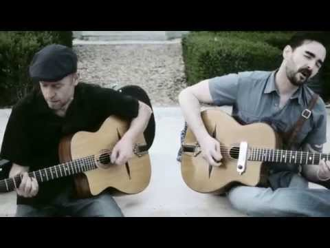 French Guitar Solo - Gypsy Jazz