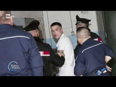 Omicidio Luca Sacchi, giudizio immediato - Porta a porta 28/01/2020
