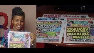 MAGAZETI LIVE: Warembo Watekwa Wakatwa Matiti Aliyetekwa Asimulia Mazito