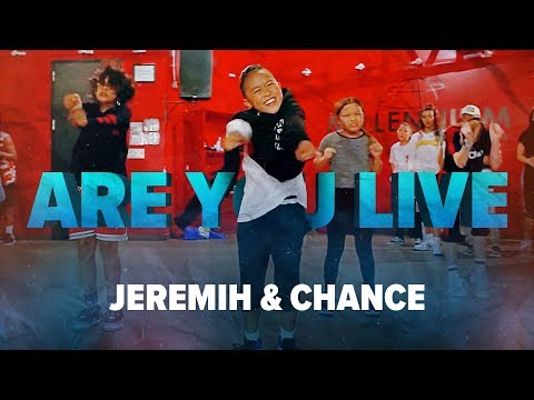 ARE YOU LIVE - #deejayWILLDABEAST remix - Jeremih Chance the rapper - @Willdabeast__ choreo