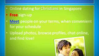 Finding Good Online Dating Agencies in Singapore