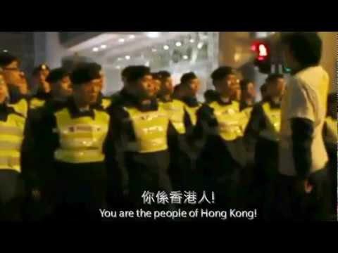 你要記住,你係香港人! You must remember this, you are the people of Hong Kong!.mpg