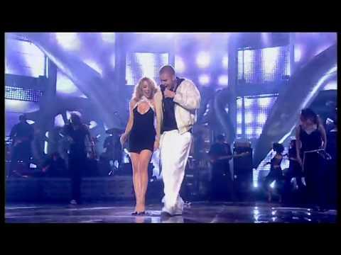 Kylie Minogue & Justin Timberlake - Rapture (Live BRIT Awards  20-02-2003)
