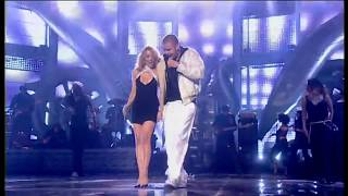 Kylie Minogue & Justin Timberlake - Rapture (Live BRIT Awards  20-02-2003)