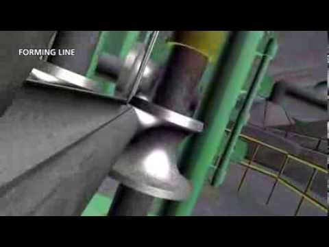 Electric Resistance Welding Manufacturing Process Youtube