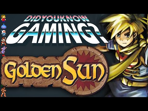 Make Golden Sun - Did You Know Gaming? Feat. Smooth McGroove Snapshots