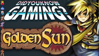 Golden Sun - Did You Know Gaming? Feat. Smooth McGroove