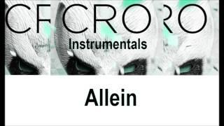 Cro -  Allein Instrumental