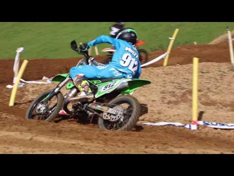 """Tommy Watts #912 """"3NZ"""" Junior Nats New Plymouth 2017"""
