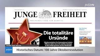 Ein Blick in die neue JF (45/17): Die totalitäre Ursünde