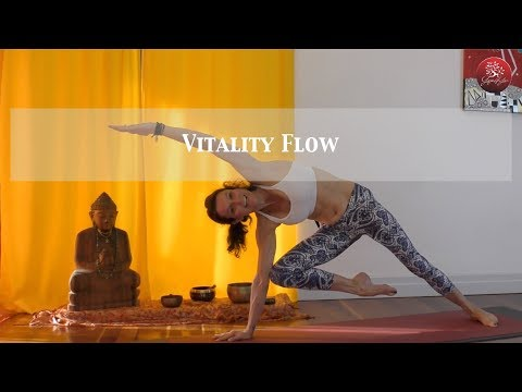 Vitality Flow for intermediate/advanced practitioners
