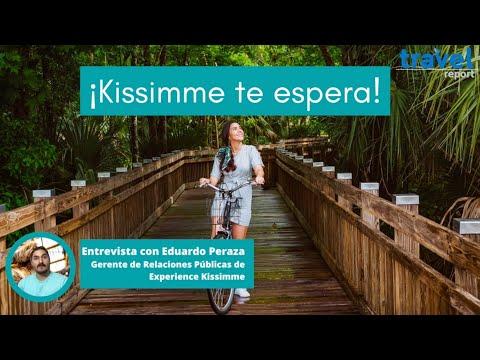 Entrevista con Eduardo Peraza, Gerente de RP de Experience Kissimmee